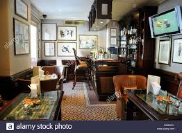 Living Room Bar And Terrace Bar At The Egerton House Hotel Egerton Terrace Knightsbridge