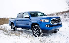 2016 Toyota Tacoma Redesign and Changes | auto-otaku