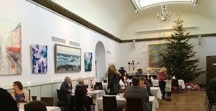 exhibition at högberga gård