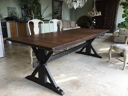 Englischer Arts And Crafts Design Esstisch In Ulme Tisch Passt Gut