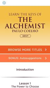 the alchemist meditations by paulo coelho on the app store iphone screenshot 2