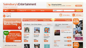 Sainsburys Book Chart Grab A Free Track From Sainsburys New Mp3 Store Gizmodo Uk