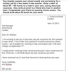Formal Letter Writing And Informal Email Writing Myfcegroup