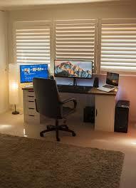 small office setup. Small Office Desk Ideas Ideas. Setup V2