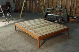 oak platform bed. Beautiful Oak White Oak Platform Bed Frame To