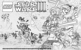 Small Picture Lego Star Wars Coloring Pages Bebo Pandco