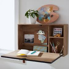 features romantic space saving folding. Wall Mounted Desk. Saved Features Romantic Space Saving Folding