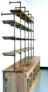 black pipe shelves black pipe shelves black pipe shelves plans black steel pipe bookshelf black pipe