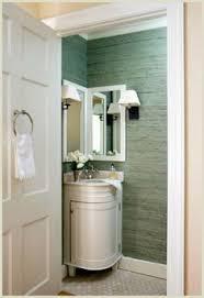 Small corner vanity Vanity Unit Corner Sink Grasscloth Towel Ring On The Door Love Pinterest 46 Best Corner Bathroom Sinks Images Bathroom Corner Vanity Sink