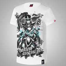 phantom assassin design graphic ink style dota 2 t shirt dota 2