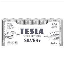<b>Батарейки Tesla AAA</b> LR03 (24 шт), <b>TESLA</b>-LR03AAA24S