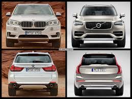 BMW 3 Series xc60 vs bmw x3 : Volvo XC90 vs BMW X5 - Comparison
