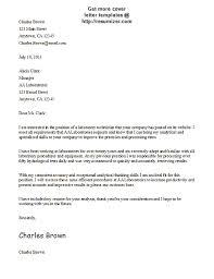Printable Blank Letter Format Cover Letter Template