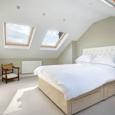 Loft Conversion Bedroom Design Ideas Inspiration Excellent Bedroom With Additional Seats Fifthla
