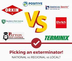 is terminix worth it. Delighful Worth Terminix Vs Orkin Regional Local 1 On Is Terminix Worth It I