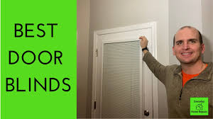 install add on blinds to a patio door