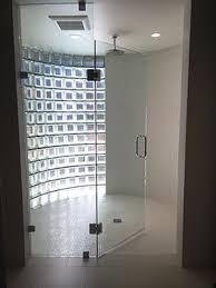 frameless shower door frameless heavy shower door