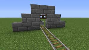 minecraft gate.  Gate Easy Monsterproof Minecart Gate  Intended Minecraft Gate