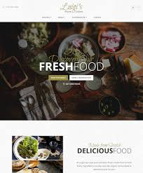 Wp Restaurant Themes 30 Best Restaurant Wordpress Themes 2019