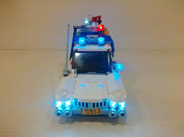 lego lighting. led lighting kit for lego 21108 ghostbusters ecto1 lego w