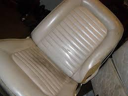 mustang standard seat foam install image