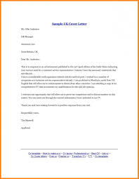 Body Of Cover Letter Examples