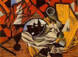 juan gris 1887 1927 still life with pears and gs on a