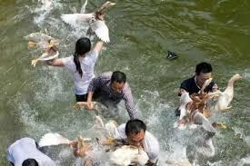 海南定安泥人节  ChinaTravel 中國觀光景點
