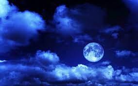 Blue Moon Wallpapers - Broken Panda