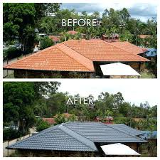painting roof tiles of concrete tile roofing can i paint my be painted tile roof paint