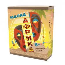 <b>Санта</b> Лючия <b>Роспись</b> масок Маска Африка - Акушерство.Ru