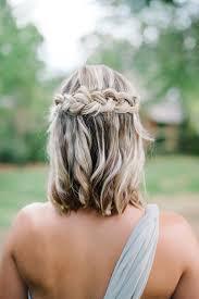 Short Hair Wedding Styles Ideas Weddingood