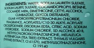 Image result for natural hair ingredients to avoid