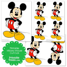 Mickey Mouse Print Outs - East.keywesthideaways.co