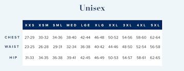 Unisex Lab Coat Size Chart Unisex Lab Coat 3187 Uchc