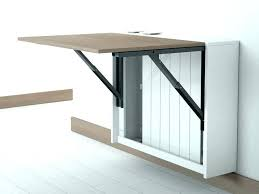 wall mounted folding table with legs