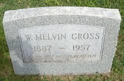 William Melvin Gross (1887-1957) - Find A Grave Memorial