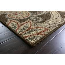 better homes and gardens paisley berber printed area rug or runner picture 2 of 5 picture 3 of 5 picture 4 of 5 picture 5 of 5