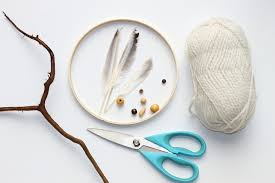 Dream Catcher Making Materials Adorable Make Your Own DIY BoHo Dream Catcher Handmade By Kelly