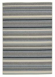 picture of troost blue cream 8x10 rug