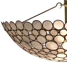 serena bowl chandelier shell view website enlarge enlarge
