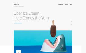 Uber Design Uber Design Siteinspire