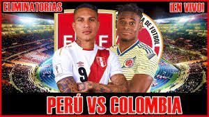 PERÚ VS COLOMBIA - ?EN VIVO ...
