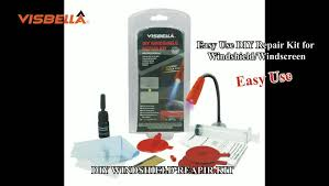 diy windshield repair kit resin for auto glass repair