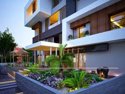 We are expert in designing 3d ultra modern home designs | modern ...