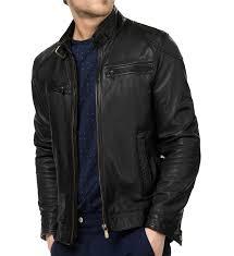 ber men leather biker jackets