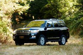 2019 Toyota Land Cruiser Review Ratings Specs Prices And