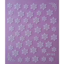 3d White <b>Snowflake</b>