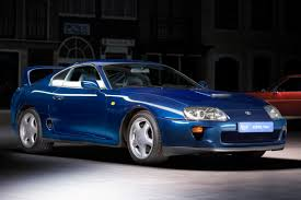 heroes: the story of the Toyota Supra