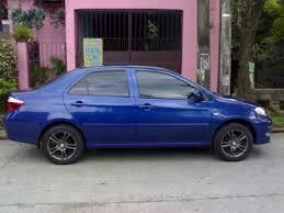 Toyota Vios 1.3 J with 17 wheels?